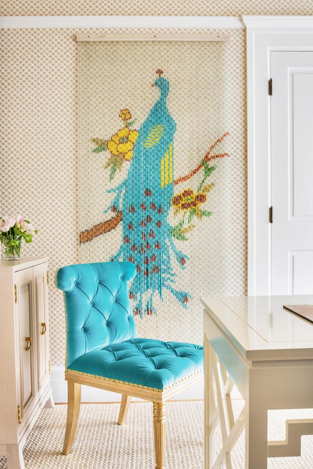 Beaded Wall Hanging For Decoration