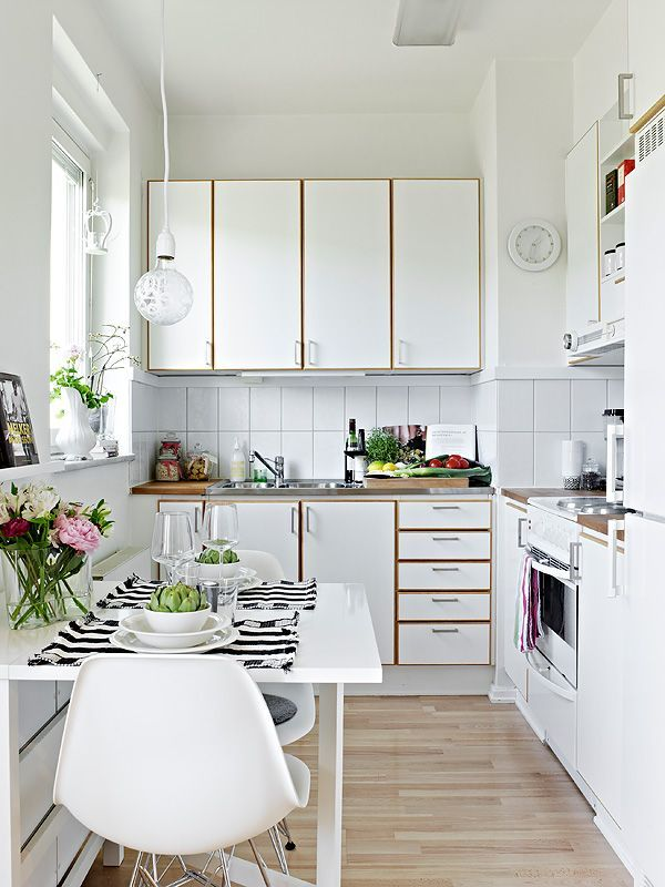 21 Minimalist small kitchen ideas