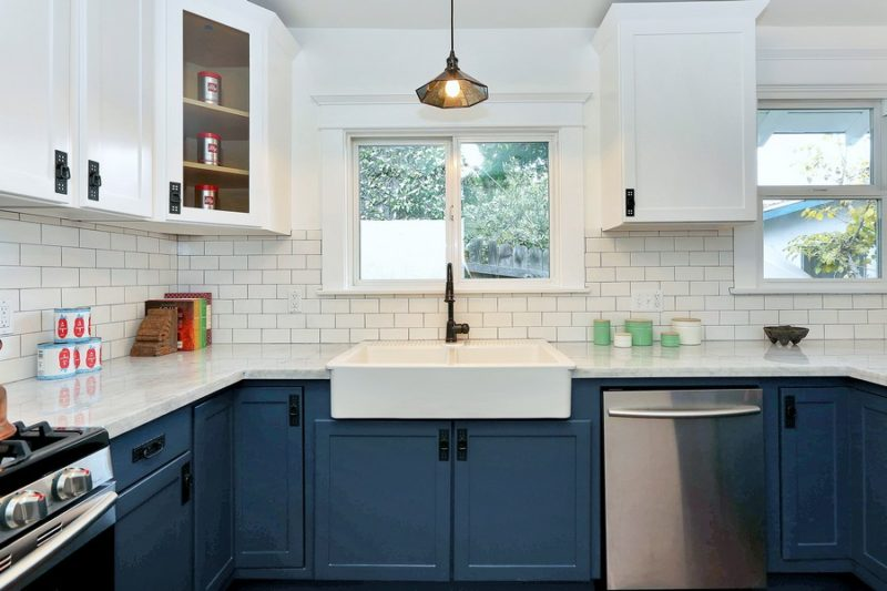 21 Blue kitchen ideas to remodel your kitchen