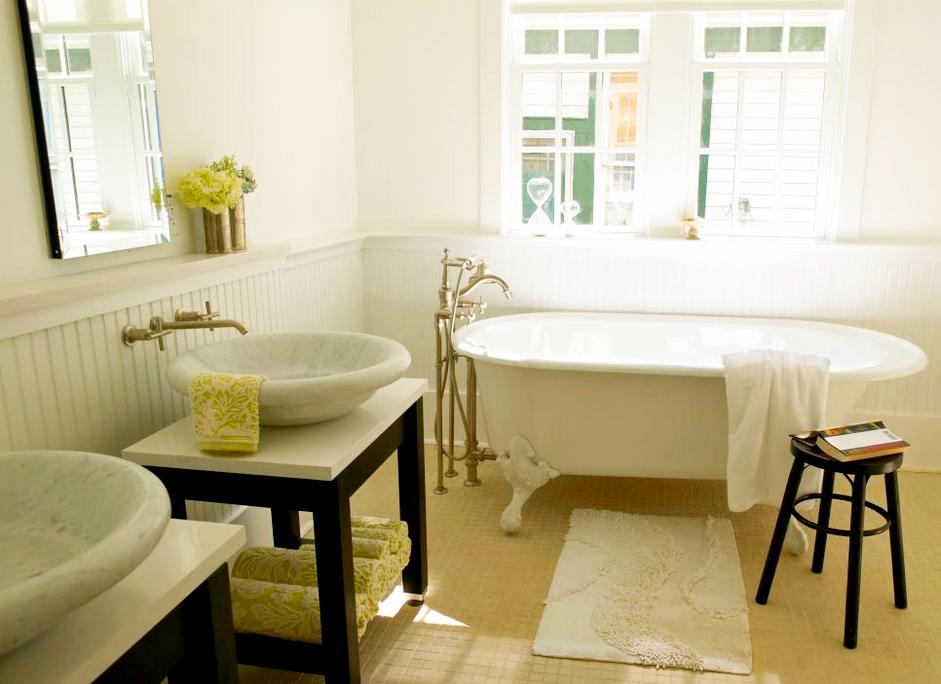 Vintages Rustic Bathroom Vanities Design