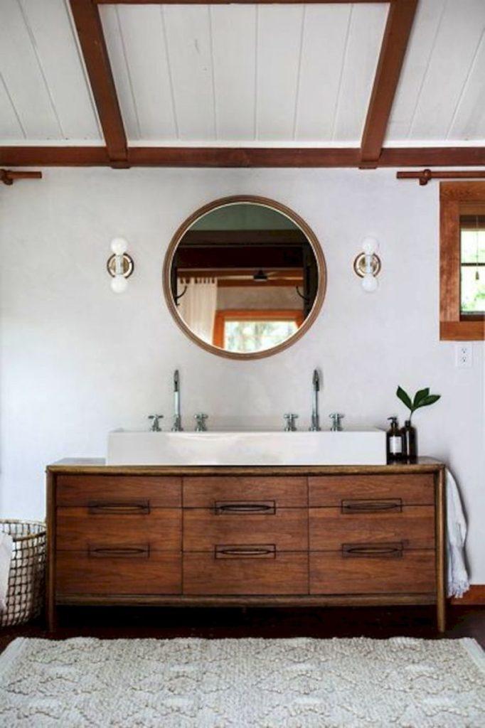 Vintage and Contemporary Vanity Designs