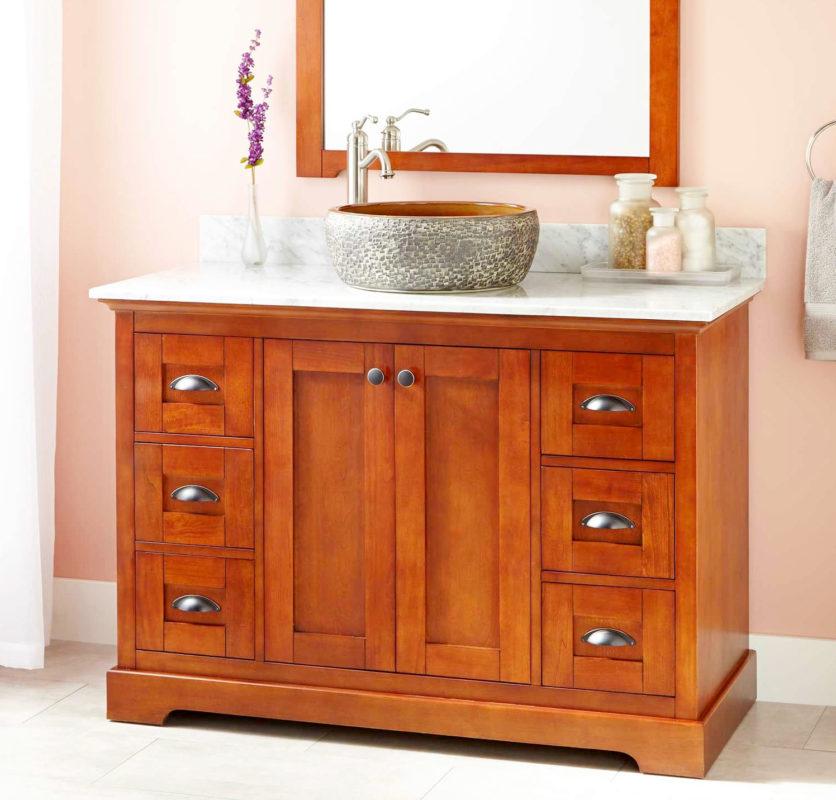 Cherry Bath Vanity