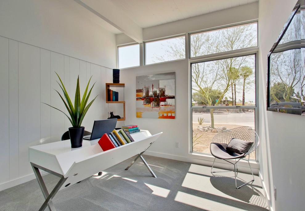 75 Bookshelf desk for your home