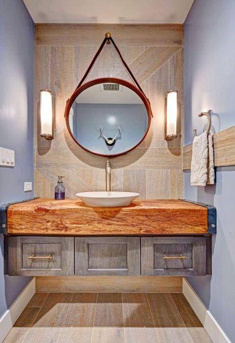Farmhouse Bathroom Vanity