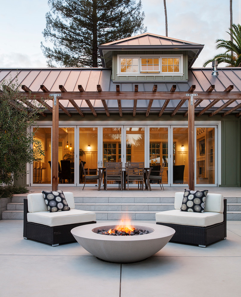 27 Super Cool Fire Pit Ideas for Your Yard #backyard #homeimprovement #backyard #patio