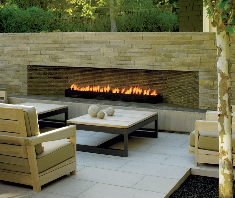 10 Outdoor Fire Pit Patio Projects #backyard #ideas
