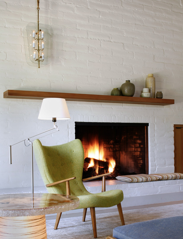25 Fireplace Designs