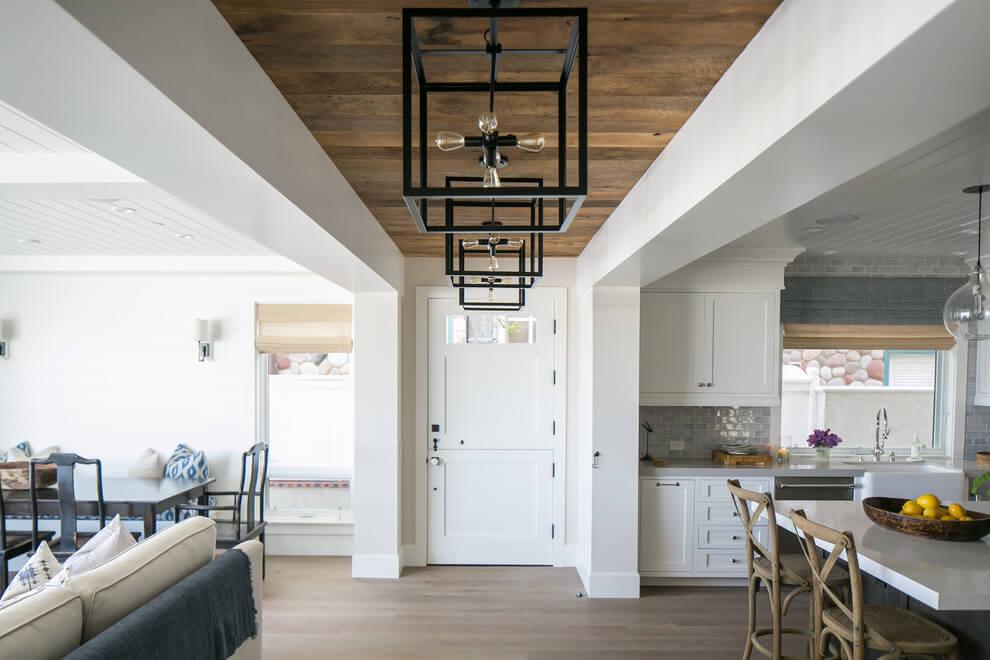 Paneling - Legacy Custom Homes