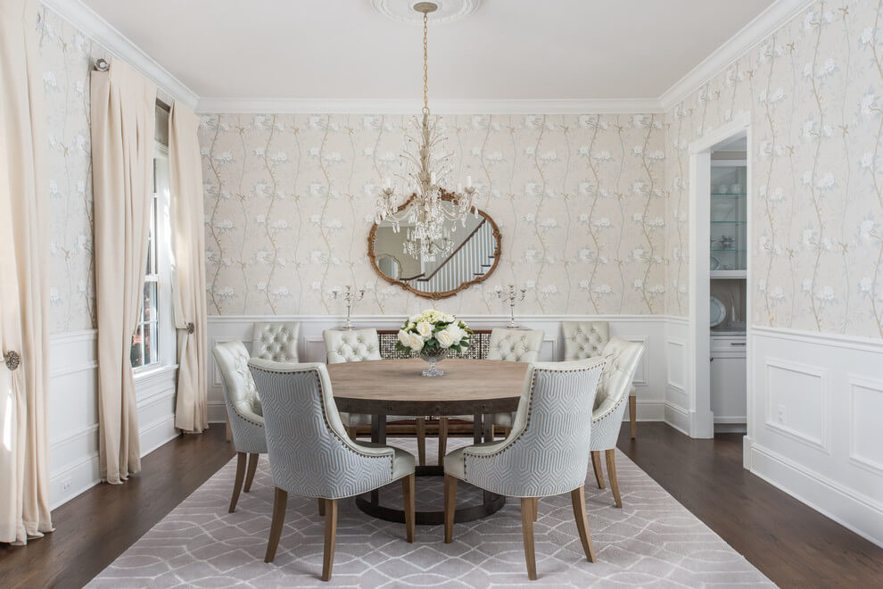 traditional-dining-room - Jade N Timmerman Interiors - Jade N Timmerman Interiors